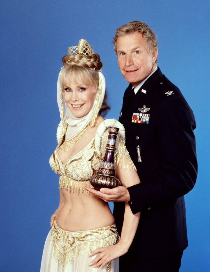 barbara-eden-wayne-rogers-i-dream-of-jeannie-fifteen-years-later