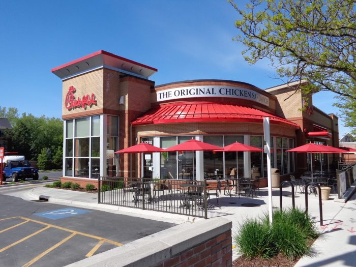 chick-fil-a location