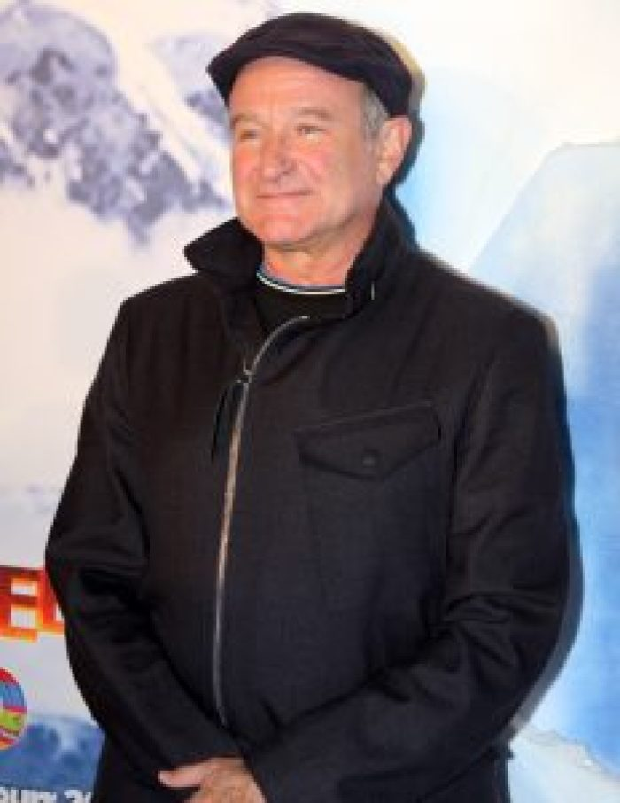 Robin Williams became famous for constantly thinking and changing his comedic plan of attack