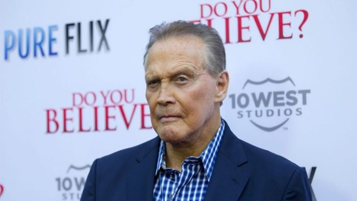 Lee Majors in 2015