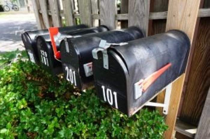 Sianna's letter resonated with the postal worker for a personal reason