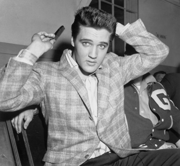 elvis presley billy smith facelifts, dyed hair, and more