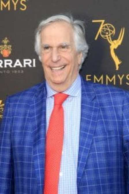 Henry Winkler learned to fear ending up confined in a straitjacket