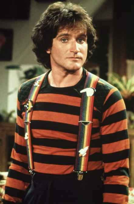 MORK AND MINDY, Robin Williams
