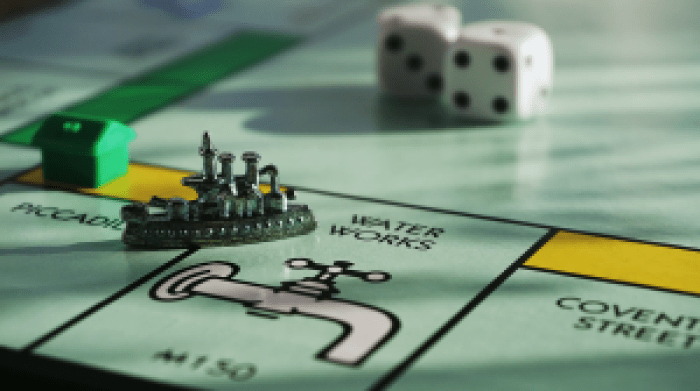 Monopoly started with specific pieces players could choose from
