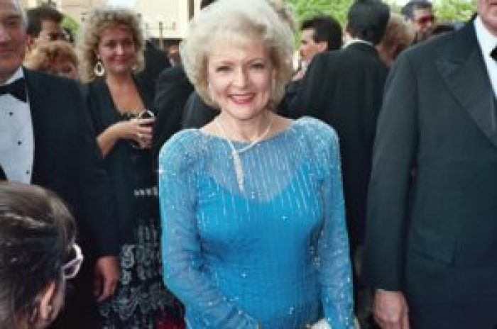 Betty White has no plans on dating a younger man