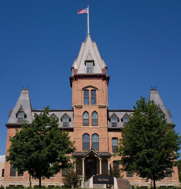 st olaf college building