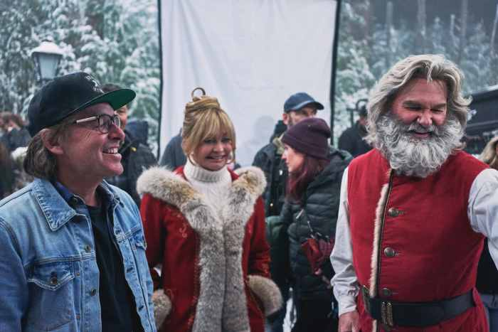 the christmas chronicles 2 filming