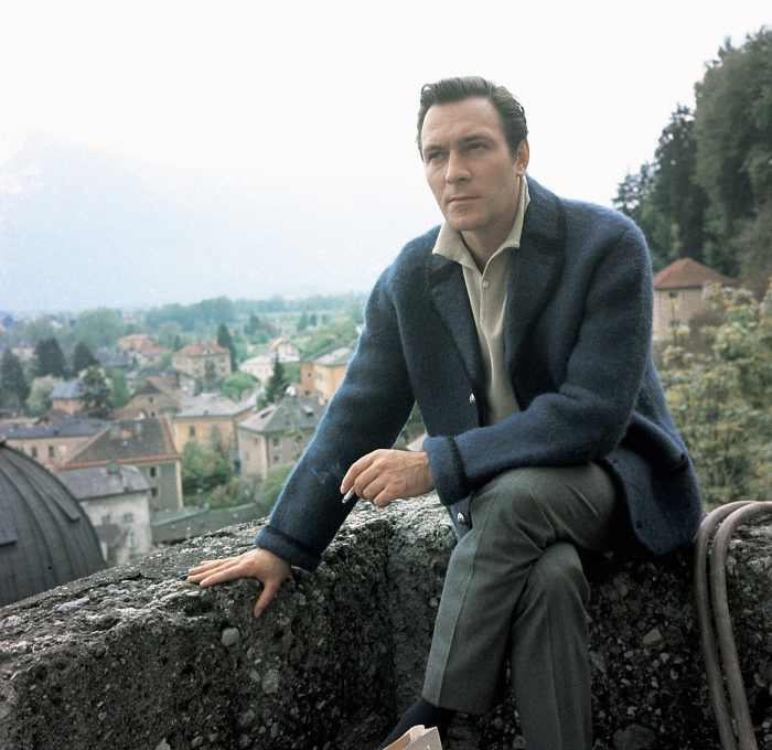 THE SOUND OF MUSIC, Christopher Plummer