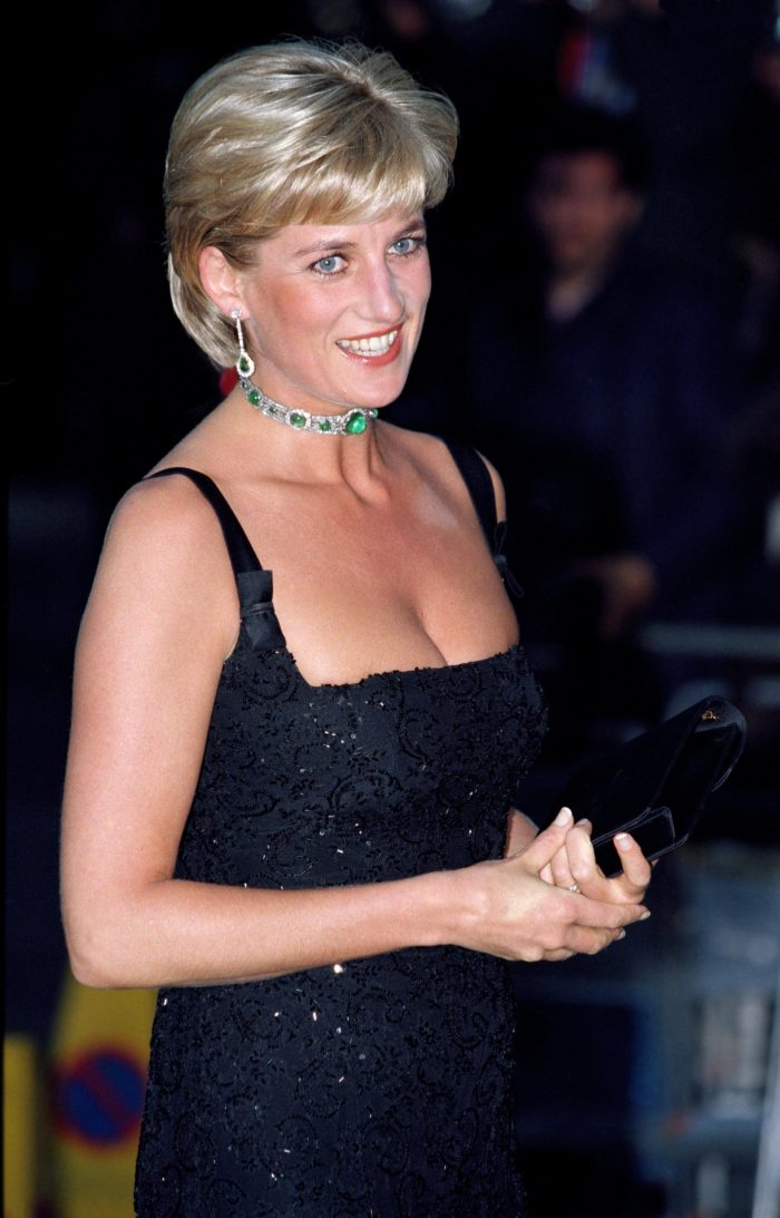princess diana gala on her last birthday