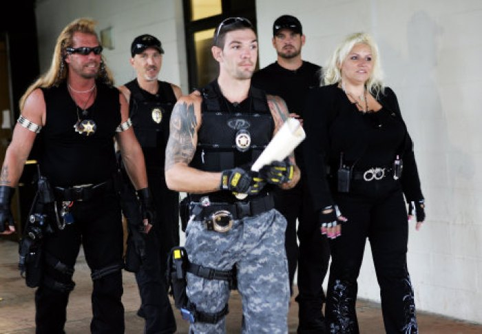 dog the bounty hunter team