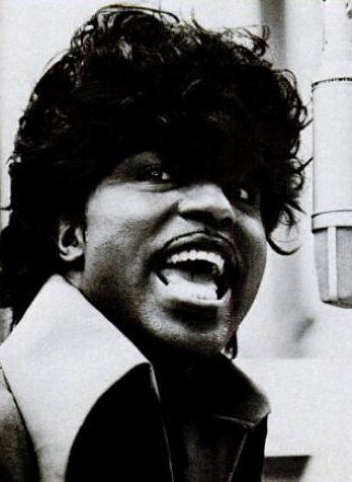 young little richard in the 1960s