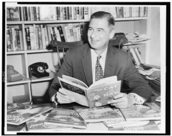 Dr. Seuss's earlier work outside of children's books came under scrutiny for its hurtful depiction of people of color
