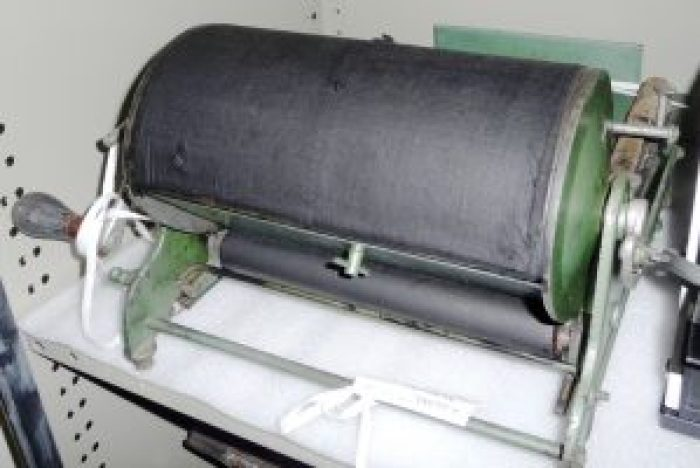 The Mimeograph