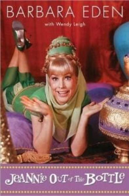 Jeannie Out of the Bottle, a memoir by Barbara Eden