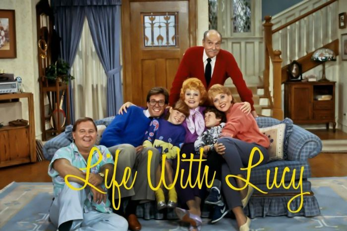lucille ball life with lucy