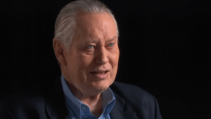Chuck Feeney hopes others who have the means do give Giving While Living a try