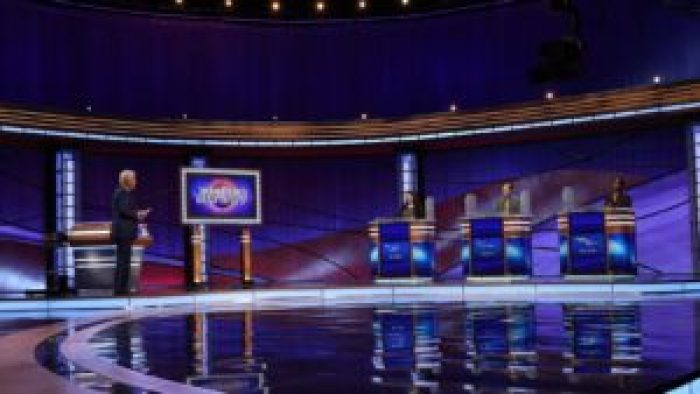 No one had the right answer for that round of Final Jeopardy but the one who came close lost because of a spelling rule