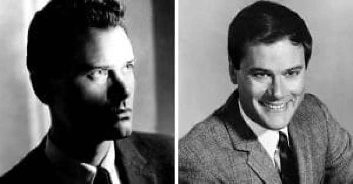 Larry Hagman before and during I Dream of Jeannie