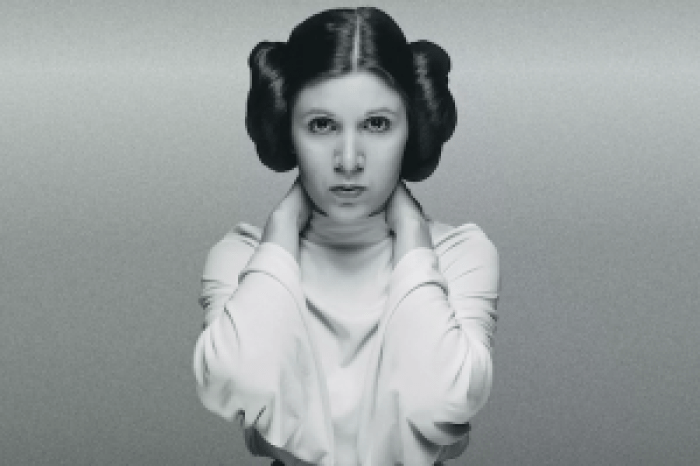 Though famous for playing Princess Leia, Carrie Fisher was also a successful script doctor and screenwriter