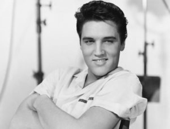 Elvis Presley proved to be a remarkable rising star, but even he had haters too