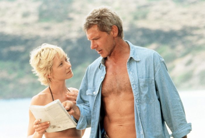 anne heche harrison ford six days seven nights