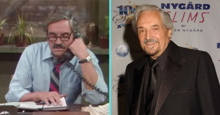 Hal Linden was the glue to the cast of Barney Miller