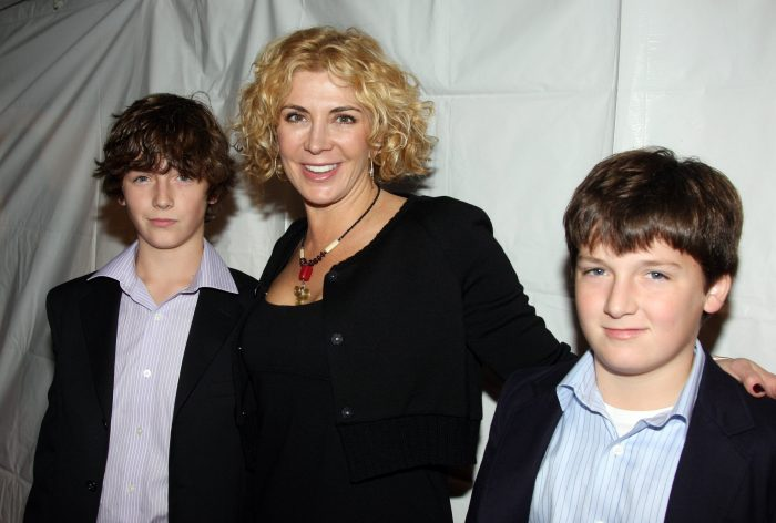 natasha richardson sons