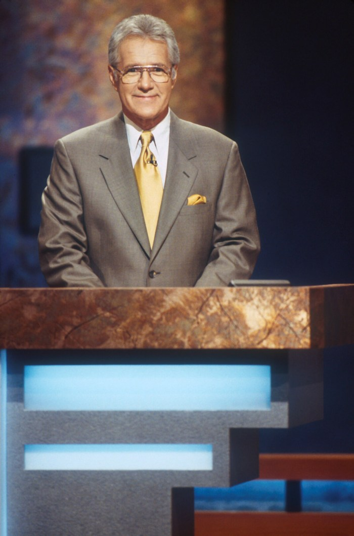 jeopardy host alex trebek