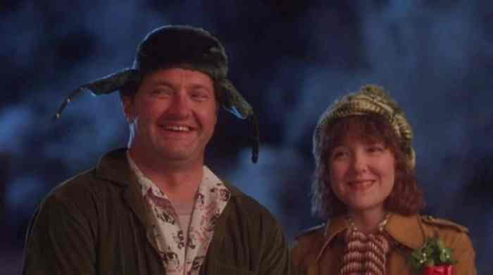NATIONAL LAMPOONS CHRISTMAS VACATION THEN AND NOW