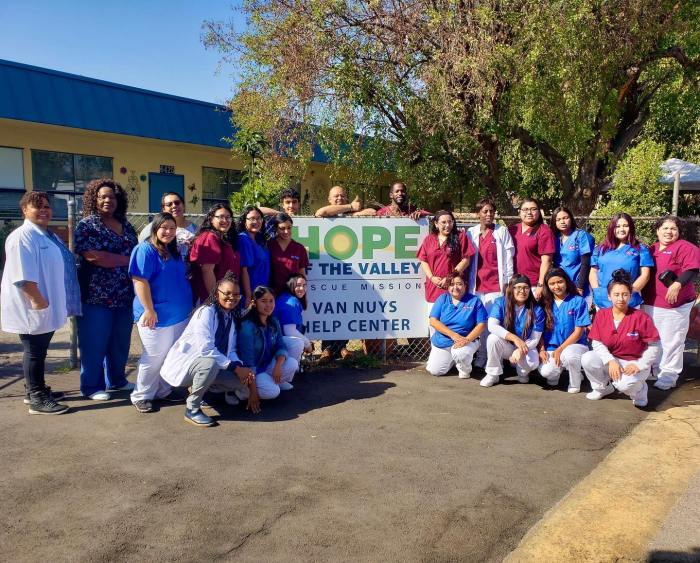 Hope of the Valley Rescue Mission