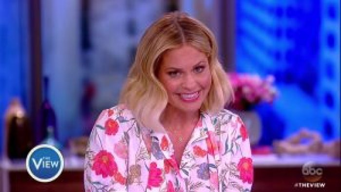 After leaving The View, Candace Cameron Bure asks if she's a villain on TikTok