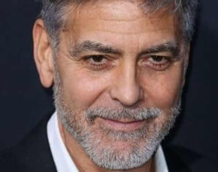 George Clooney today