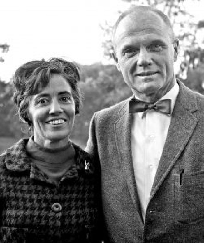 In many ways, Annie Glenn inspired hope for the entire country