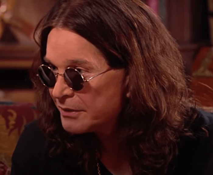 "Ozzy Osbourne Says He Felt ""Peaceful"" When He Tried To Kill Wife Sharon"