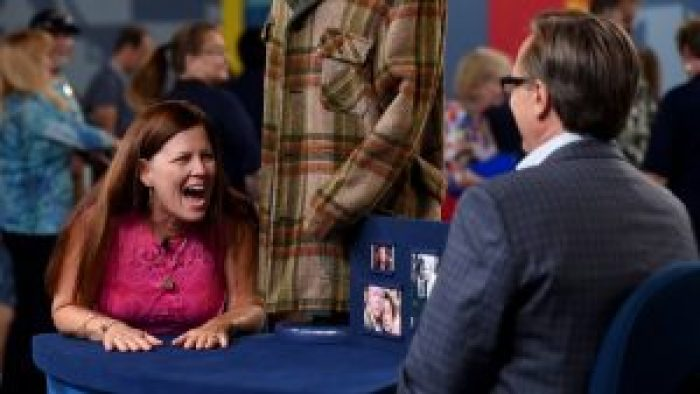 An appraiser with Antiques Roadshow confirmed the coat's authenticity and its staggering new price
