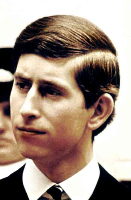 PRINCE CHARLES, (no date)