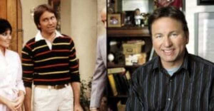 John Ritter in the cast of Three's Company and after