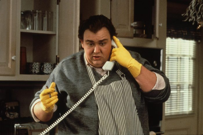 This Is Why John Candy Turned Down A Pretty Big Role In 'Ghostbusters'