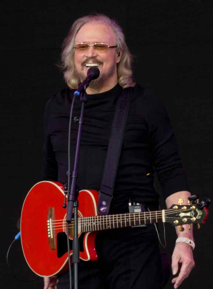 Bee Gees' Barry Gibb Announces New Album With Star-Studded Collaborations