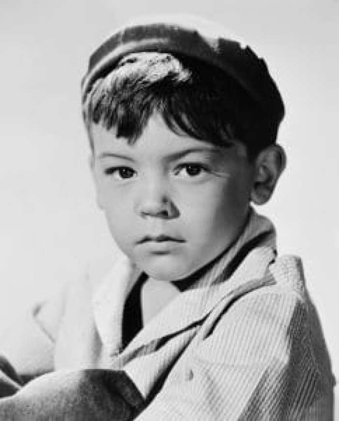 Young Bobby Driscoll