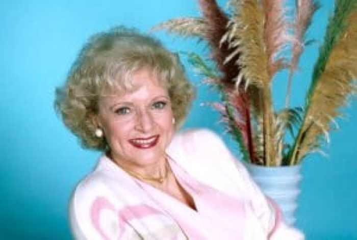 Betty White had to work hard to break into the acting scene