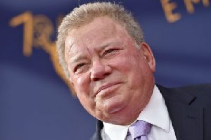 Shatner initially struggled to get his career going despite an early success on Star Trek