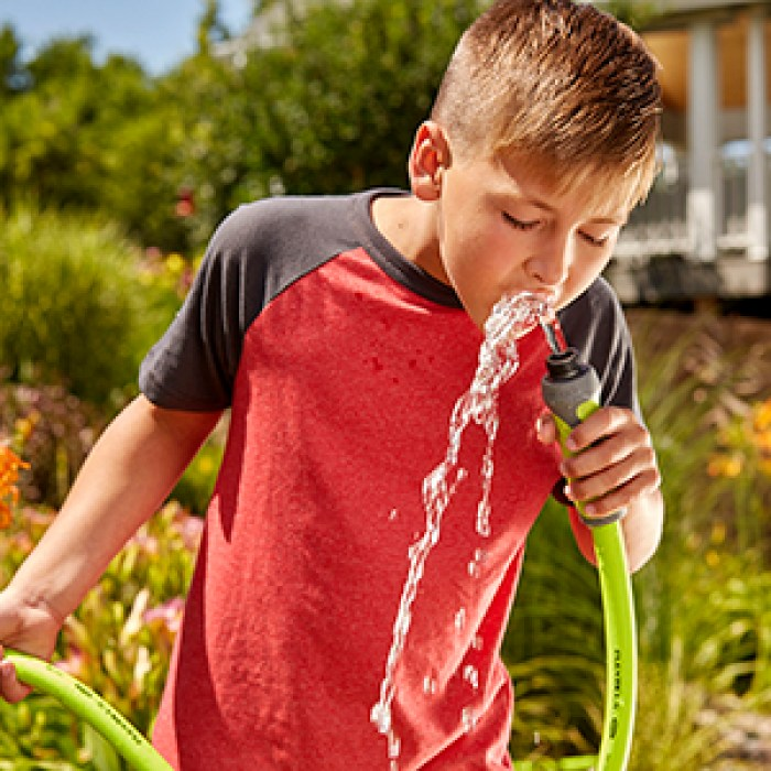We All Drank Water From The Garden Hose — How Unsafe Is It?