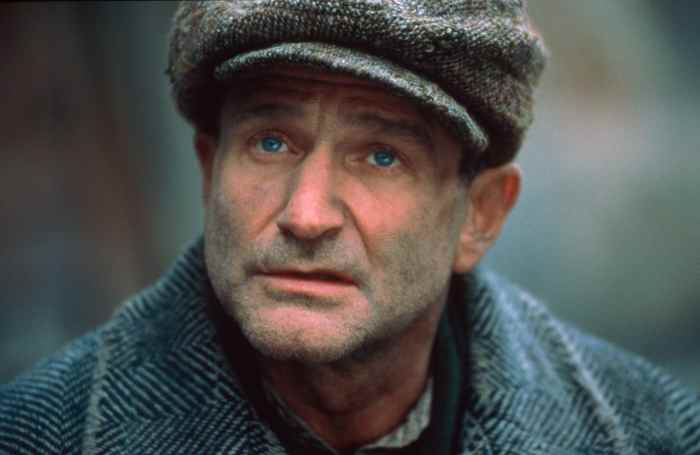 JAKOB THE LIAR, Robin Williams, 1999