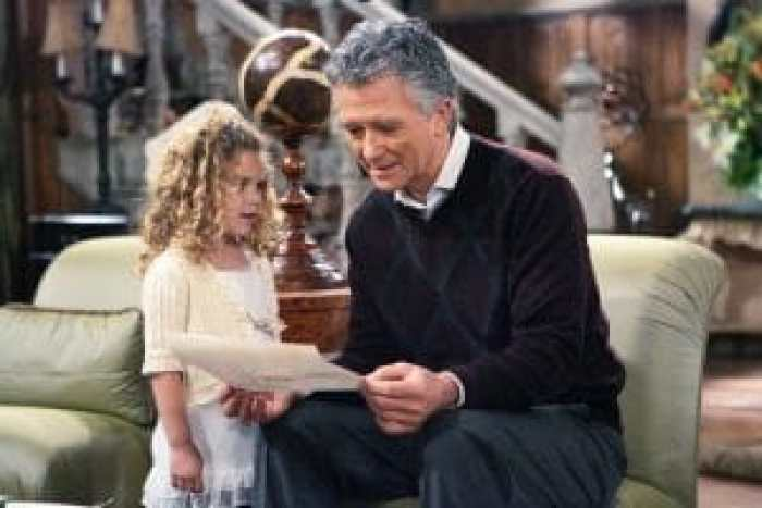 THE BOLD AND THE BEAUTIFUL, Patrick Duffy