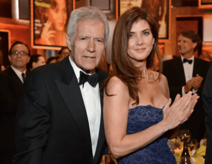 Remembering 30 Years Of Love Between Alex And Jean Trebek