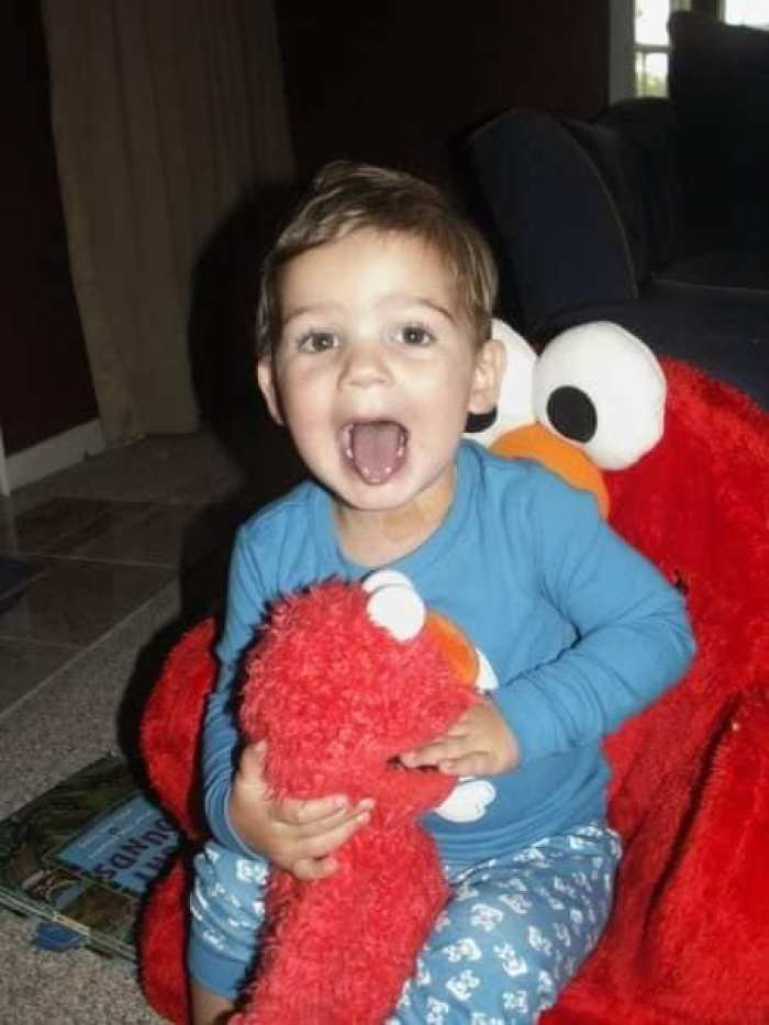 elmo toy returns to mom after sons death