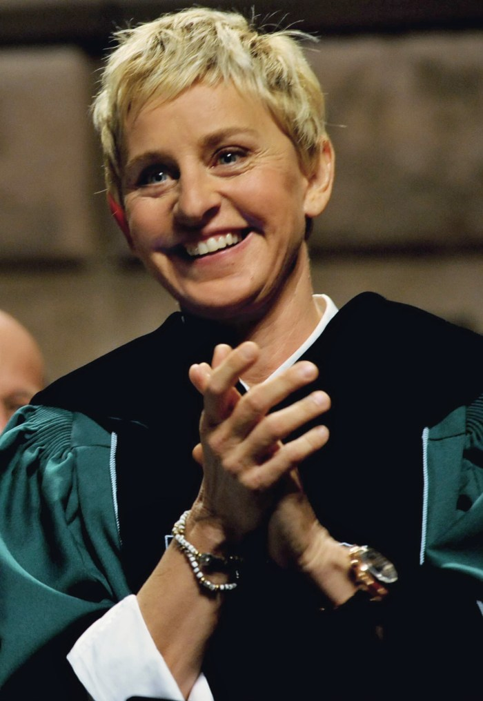 ellen degeneres at the end of her rope with mean behavior accusations