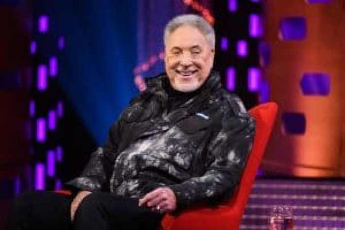 Tom Jones has a new album, Surrounded by Time, that's surrounded by a mix of old and new